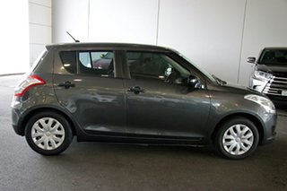 2013 Suzuki Swift FZ GA Grey 4 Speed Automatic Hatchback