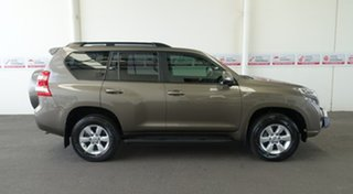 2016 Toyota Landcruiser Prado GDJ150R MY16 GXL (4x4) Liquid Bronze 6 Speed Automatic Wagon