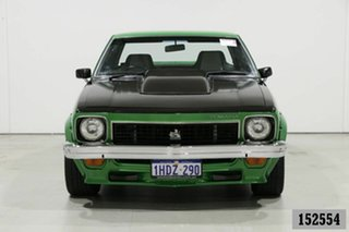 1977 Holden Torana LX Tribute SL/R 5000 Green 3 Speed Automatic Sedan.