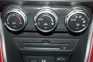 2015 Mazda CX-3 DK4W7A Akari SKYACTIV-Drive i-ACTIV AWD Red 6 Speed Sports Automatic Wagon