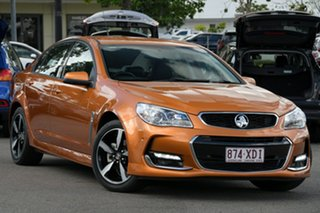 2017 Holden Commodore VF II MY17 SV6 Bronze 6 Speed Sports Automatic Sedan.