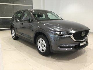 2019 Mazda CX-5 KF2W7A Maxx SKYACTIV-Drive FWD Grey 6 Speed Sports Automatic Wagon.