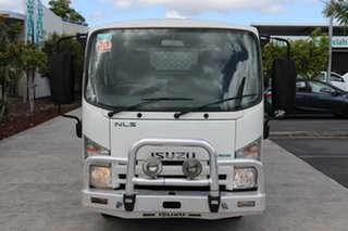 2013 Isuzu NLS 200 White Manual Truck.