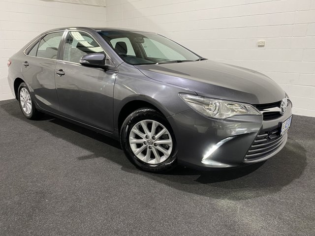 Used Toyota Camry ASV50R Altise Glenorchy, 2015 Toyota Camry ASV50R Altise Grey 6 Speed Sports Automatic Sedan