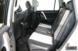 2014 Toyota Landcruiser Prado KDJ150R MY14 Altitude (4x4) White 5 Speed Sequential Auto Wagon