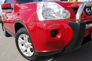 2009 Nissan X-Trail T31 Adventure Burning Red 1 Speed Constant Variable Wagon.