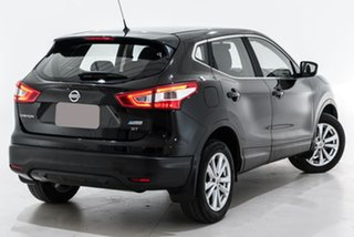 2014 Nissan Qashqai J11 ST Black 1 Speed Constant Variable Wagon.