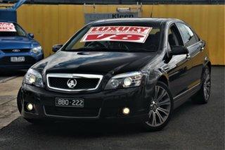 2013 Holden Caprice WN MY14 V Black 6 Speed Sports Automatic Sedan.