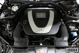 2010 Mercedes-Benz E350 212 Avantgarde Black 7 Speed Automatic G-Tronic Sedan