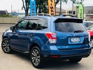 2016 Subaru Forester S4 MY16 2.5i-S CVT AWD Blue 6 Speed Constant Variable Wagon.