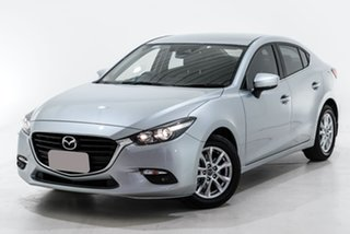 2018 Mazda 3 BN5278 Touring SKYACTIV-Drive Silver 6 Speed Sports Automatic Sedan.