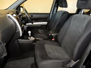 2013 Nissan X-Trail T31 Series 5 ST (FWD) Black Continuous Variable Wagon