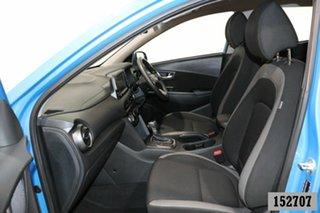2019 Hyundai Kona OS.2 MY19 GO (FWD) Blue 6 Speed Automatic Wagon