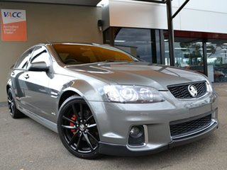 2012 Holden Commodore VE II MY12 SS Alto Grey 6 Speed Sports Automatic Sedan.