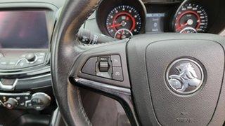 2016 Holden Ute VF II MY16 SV6 Ute Black White 6 Speed Sports Automatic Utility
