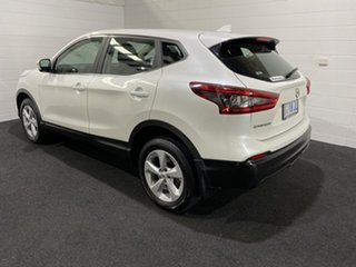 2019 Nissan Qashqai J11 Series 2 ST X-tronic Ivory Pearl 1 Speed Constant Variable Wagon