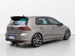 2014 Volkswagen Golf AU MY14 R Grey 6 Speed Direct Shift Hatchback
