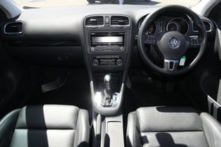 2012 Volkswagen Golf VI MY12.5 118TSI DSG Comfortline White 7 Speed Sports Automatic Dual Clutch
