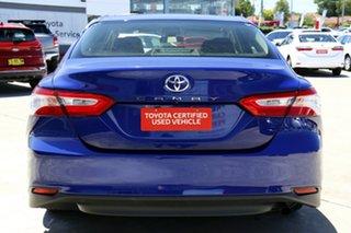 2019 Toyota Camry ASV70R Ascent Lunar Blue 6 Speed Automatic Sedan