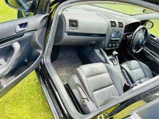 2008 Volkswagen Golf 1K MY08 Upgrade GT Sport TSI Black 6 Speed Direct Shift Hatchback