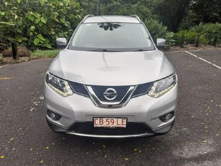 2014 Nissan X-Trail T32 ST-L X-tronic 2WD Silver 7 Speed Constant Variable Wagon.