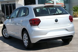 2020 Volkswagen Polo AW MY21 70TSI DSG Trendline Silver 7 Speed Sports Automatic Dual Clutch.