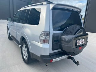 2006 Mitsubishi Pajero NS VR-X Silver 5 Speed Sports Automatic Wagon