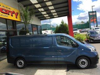 2017 Renault Trafic X82 MY17 SWB Blue 6 Speed Manual Van