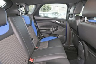 2012 Ford Focus LW MkII ST Blue 6 Speed Manual Hatchback