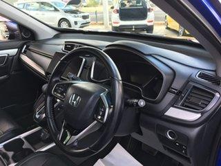 2018 Honda CR-V RW VTi-L Blue Constant Variable