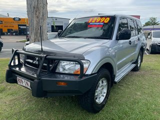2005 Mitsubishi Pajero NP MY05 GLX 5 Speed Sports Automatic Wagon.