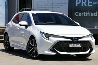 2019 Toyota Corolla Mzea12R ZR Crystal Pearl 10 Speed Constant Variable Hatchback.