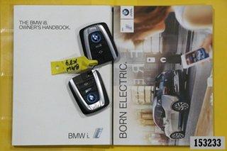 2015 BMW i8 I12 PHEV White 6 Speed Automatic Coupe