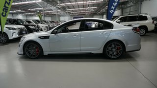 2017 Holden Special Vehicles GTS Gen-F2 MY17 R Silver 6 Speed Sports Automatic Sedan