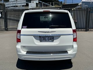 2012 Chrysler Grand Voyager RT 5th Gen MY12 LX White 6 Speed Automatic Wagon