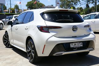 2019 Toyota Corolla Mzea12R ZR Crystal Pearl 10 Speed Constant Variable Hatchback