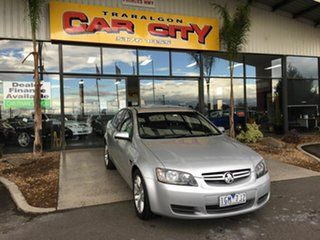 2010 Holden Commodore VE II International Silver 6 Speed Automatic Sedan.