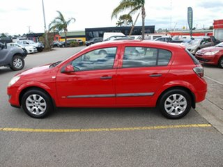 2007 Holden Astra AH MY07.5 CD Red 4 Speed Automatic Hatchback