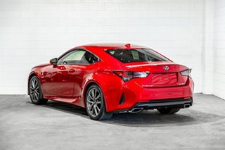 2020 Lexus RC GSC10R RC350 Luxury Red/Black 8 Speed Sports Automatic Coupe.