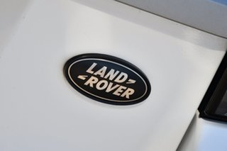 2013 Land Rover Range Rover Evoque L538 MY13 SD4 CommandShift Pure White 6 Speed Sports Automatic
