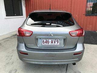 2014 Mitsubishi Lancer CJ MY14.5 GSR Sportback Grey 6 Speed Constant Variable Hatchback
