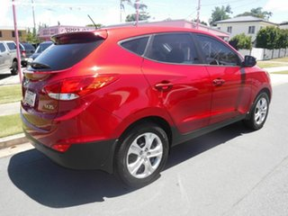 2013 Hyundai ix35 LM2 Active Red 5 Speed Manual Wagon.