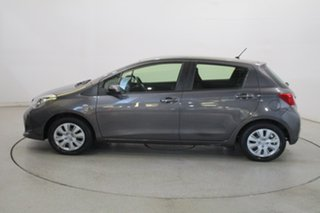 2014 Toyota Yaris NCP130R Ascent Grey 4 Speed Automatic Hatchback