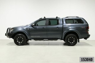 2014 Ford Ranger PX Wildtrak 3.2 (4x4) Graphite 6 Speed Manual Crew Cab Utility