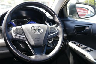 2017 Toyota Camry ASV50R RZ Silver 6 Speed Automatic Sedan