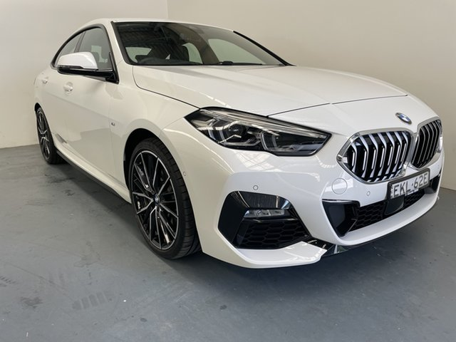 Demo BMW 2 Series F44 218i Gran Coupe DCT Steptronic M Sport Newcastle West, 2020 BMW 2 Series F44 218i Gran Coupe DCT Steptronic M Sport Alpine White 7 Speed