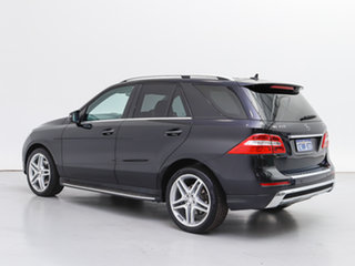 2014 Mercedes-Benz ML350 CDI BlueTEC 166 4x4 Black 7 Speed Automatic Wagon