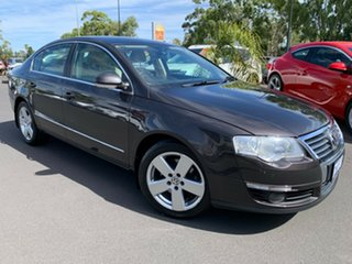 2010 Volkswagen Passat Type 3C MY10.5 125TDI DSG Highline Grey 6 Speed Sports Automatic Dual Clutch.