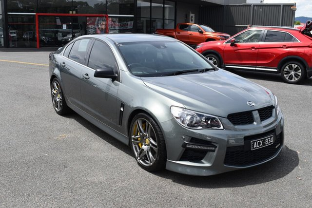 Used Holden Special Vehicles GTS Gen-F MY15 Wantirna South, 2015 Holden Special Vehicles GTS Gen-F MY15 Grey 6 Speed Sports Automatic Sedan