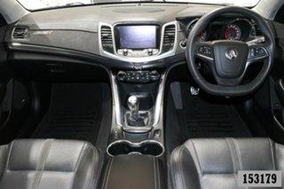 2016 Holden Commodore VF II SS-V Redline Silver 6 Speed Manual Sedan